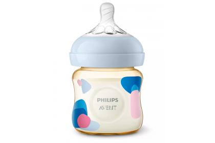 Avent Natural PPSU Bottle 4oz/125ml Single Pack