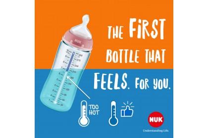 NUK Premium Choice+ PPSU Temperature Control Bottle 150ml