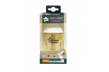 Tommee Tippee Closer To Nature PPSU 9oz/260ml Bottle Single Pack
